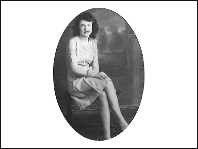 Betty - about 17