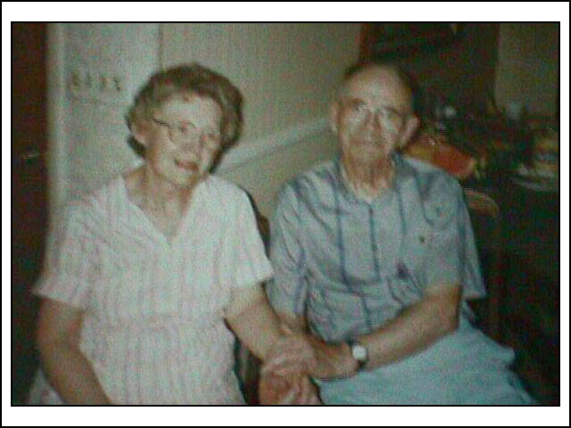 David and Margaret Todd