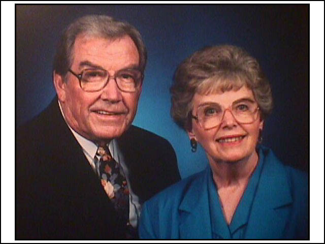 Ray & Mary Everson in 1997