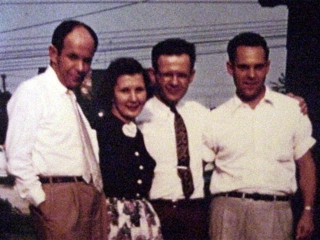 Dick, Joanne, Bill and Bob