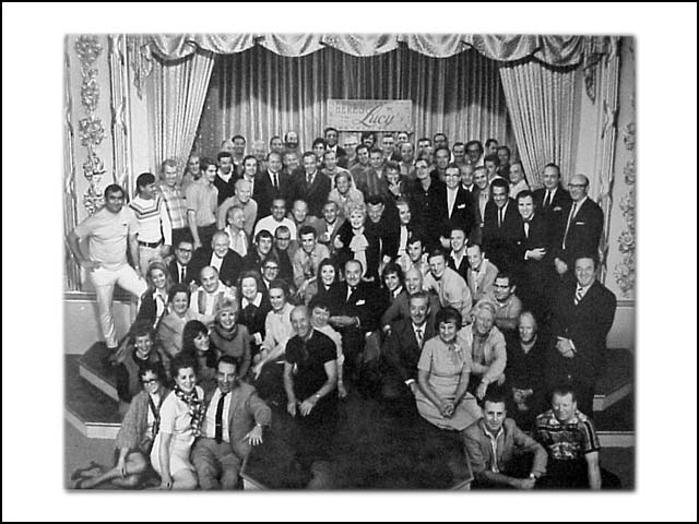 The Lucy Show - Cast and Crew