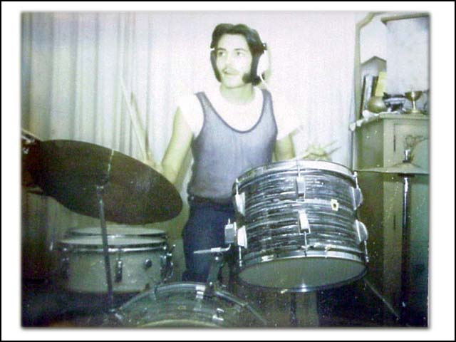 Chico and his Drums