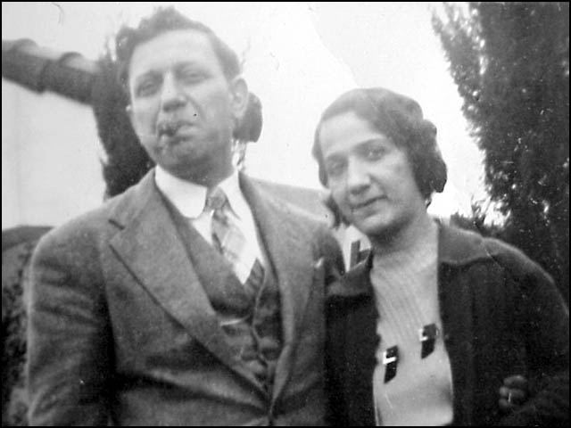 Issac and Eva Leibow