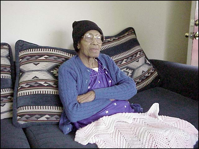 Rose Ann White - 98 years old