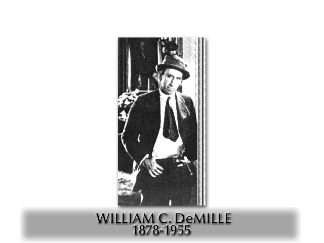 William C. DeMille
