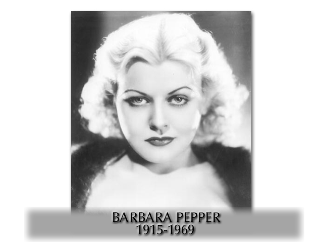 Barbara Pepper
