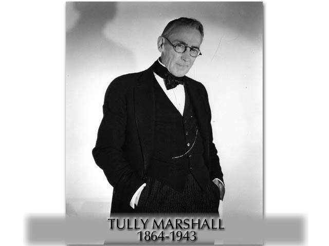 Tully Marshall