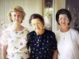 Virginia, Mother, and Sister