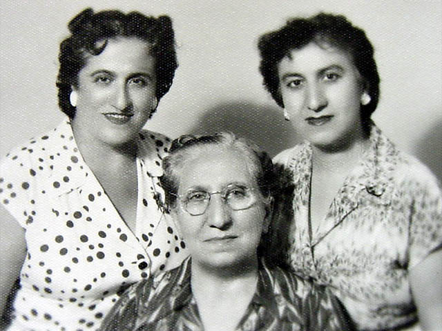 Heranoush, Mother, and Hasmig