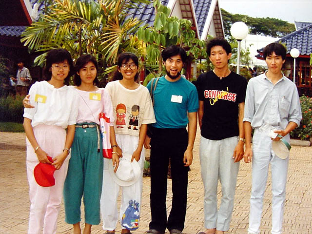 Missionary in Thailand