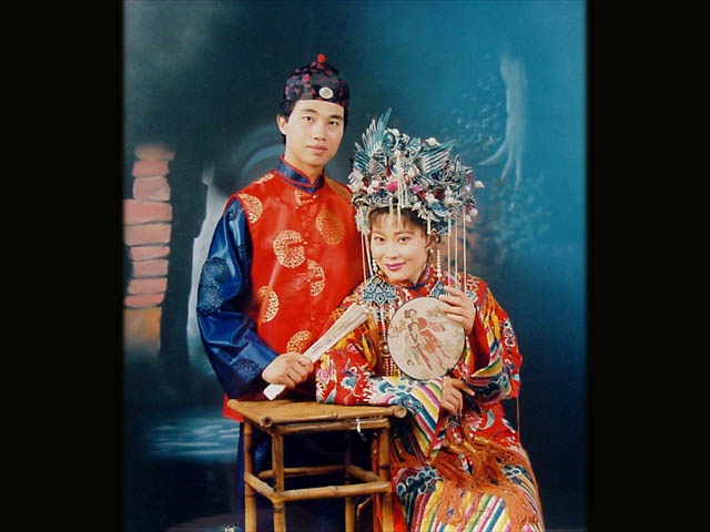 Marriage to Hui Ling