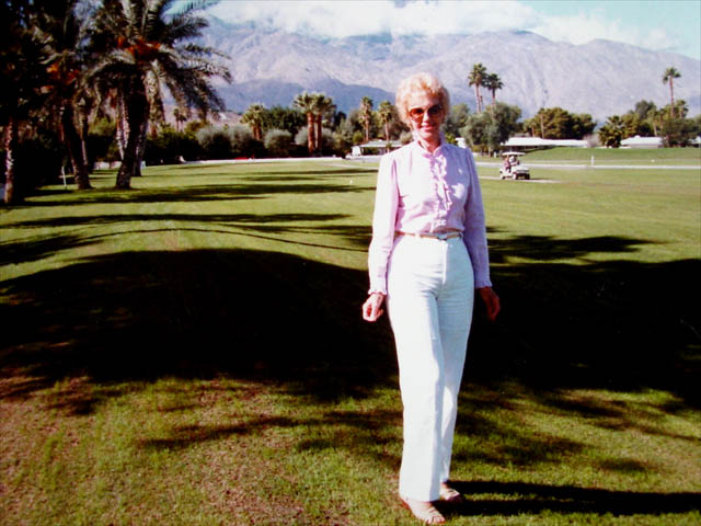 Visiting Palm Desert