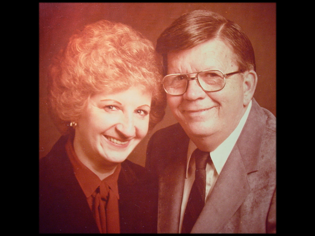 Betty and Carl DeWalt