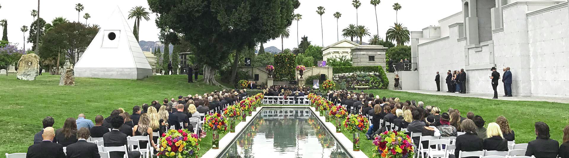 Memorial Services East LA