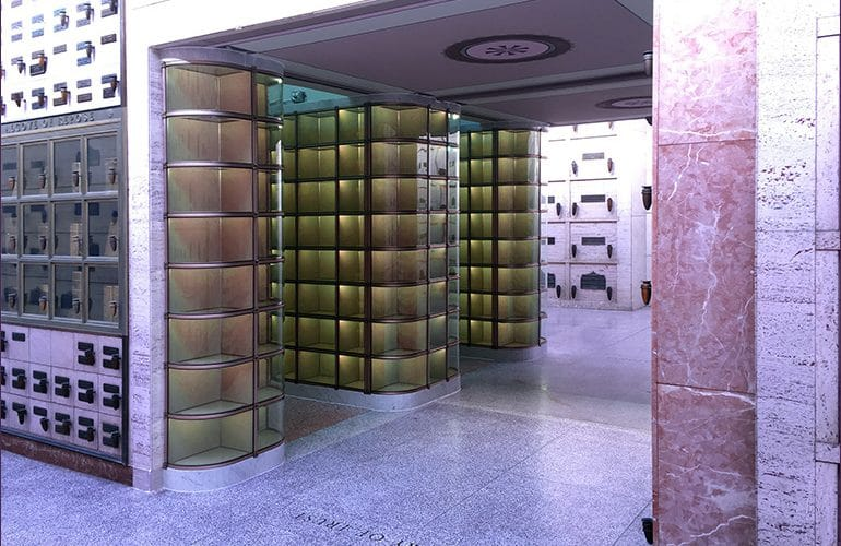 Cremation Services East LA, Cremation Niches, Cremation Plots, Living Tree Memorials, and Scattering Gardens