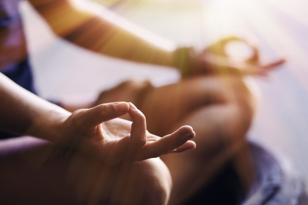 , Finding Meditation in Grief